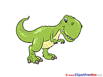 Tyrannosaurus Clip Art download for free