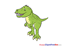 Tyrannosaurus download printable Illustrations