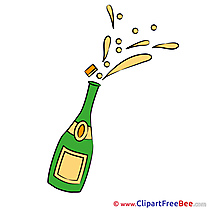 Champagne Clip Art download for free