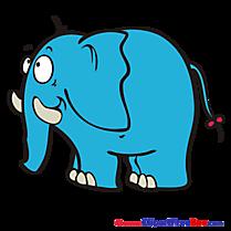 Elephant Pics printable Cliparts