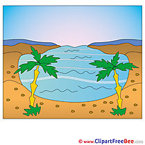 Lake Palms Pics download Illustration