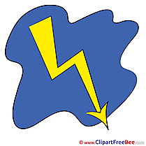 Lightning download Clip Art for free