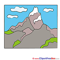 Mountain free Cliparts for download