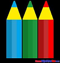 Pencils Clip Art download for free