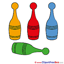 Pins Clip Art download for free