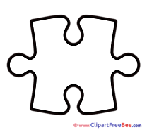 Puzzle Clipart free Illustrations