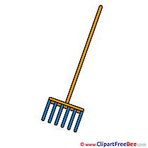 Rake Pics download Illustration