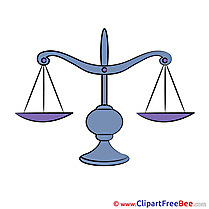 Scales Justice Clip Art download for free