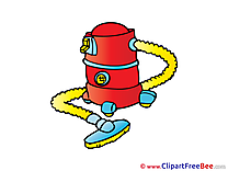 Vacuum Cleaner printable Images for download
