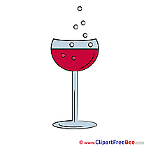 Wine Glass free Illustration download