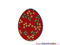 Egg free Illustration Easter