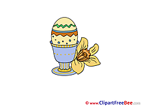 Flower Egg Clip Art download Easter