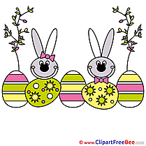 Happy Easter free Illustration