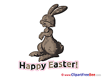 Hare free Cliparts Easter