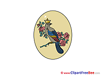 Roses Bird Easter free Images download
