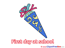 Cone download First Day at School Illustrations