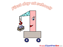 Crane Books First Day at School free Images download