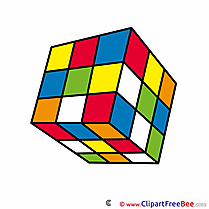 Rubik's Cube download Clipart First Day at School Cliparts