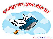 Academic Cap Pics Graduation free Cliparts