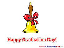 Bell Clipart Graduation Illustrations