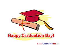 Finishing School Graduation Clip Art for free
