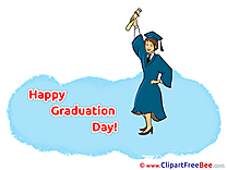 Finishing School printable Illustrations Graduation