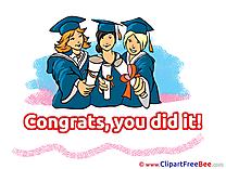 Friends printable Graduation Images