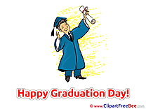 Happy Graduation Day Clipart free Images