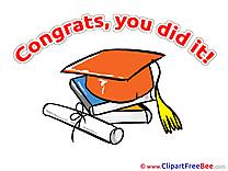 Hat Diploma download Clipart Graduation Cliparts