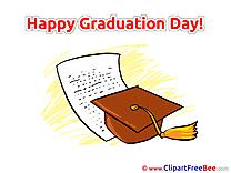 Leaving School printable Graduation Images