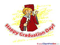 School Graduation Pics Illustration
