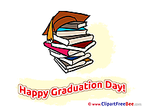 Schoolbook free Illustration Graduation