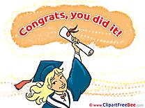 Woman Pics Graduation free Image