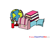 Back to School download Illustrations