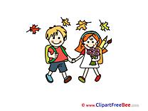 Beginning of Classes Clipart School Illustrations