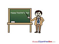 Board Teacher Pics School free Cliparts
