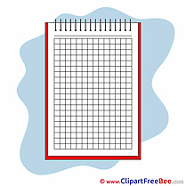 Notebook School free Images download
