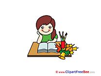 Pupil free Cliparts School