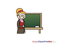 School Board download Illustration