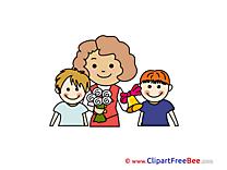 Teacher Kids Pics School free Image