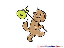 Frustrated Dog Clip Art download Emotions