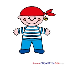 Pirate Boy Clipart Fairy Tale free Images