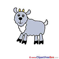 Goat Clipart free Image download
