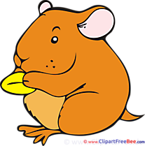 Hamster download printable Illustrations