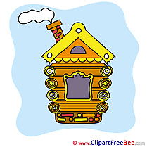 House Clipart free Illustrations