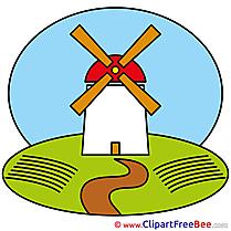 Mill Meadow Pics download Illustration