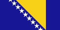 Bosnia and Herzegovina flag image free