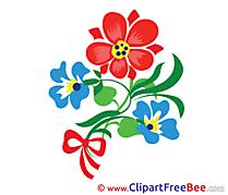 Clip Art download Flowers