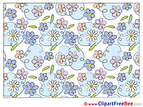 Decoration Clipart Flowers free Images