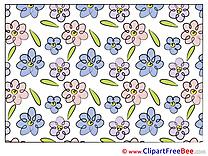 Decoration Flowers download Illustration